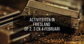 Wat te doen in Friesland op 2, 3 en 4 februari?