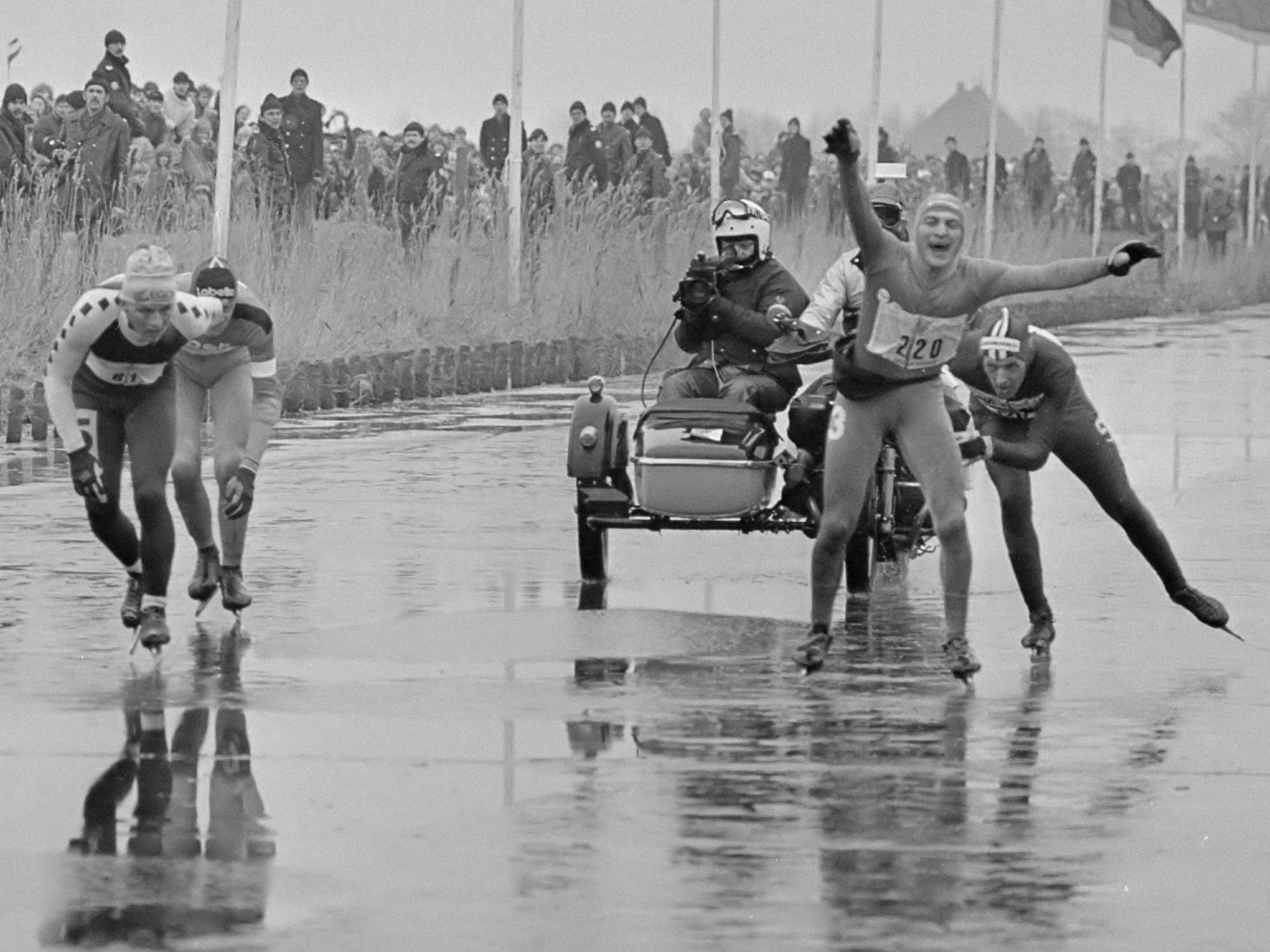 Elfstedentocht finish (1985)