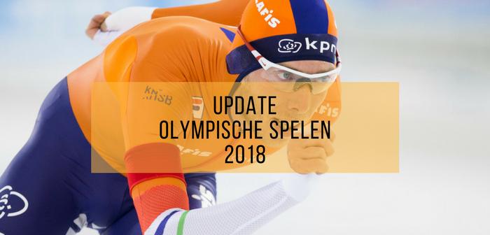 Olympische Spelen 2018: Zilver voor Jorrit