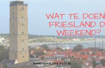 Wat te doen in Friesland