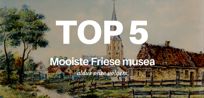 Dit vinden jullie de mooiste Friese musea