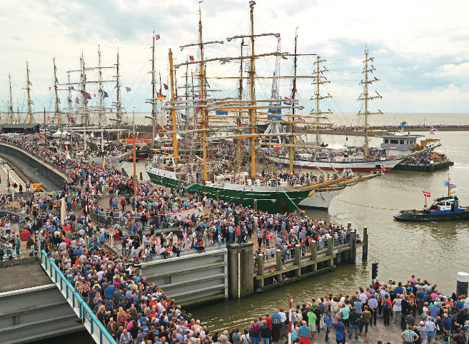 The Tall Ships Races Harlingen 2018!