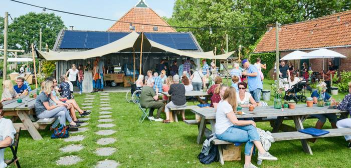 Streekmarkt Friesland