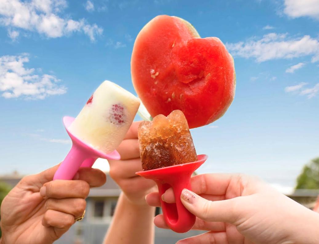 Drie lekkere ijsjes met een vleugje Fryslân