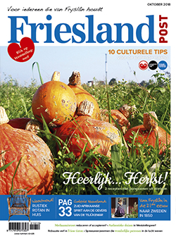 Cover Friesland Post oktober 2018
