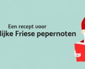 Een recept voor heerlijke Friese pepernoten
