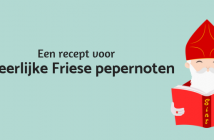 Recept voor Friese pepernoten