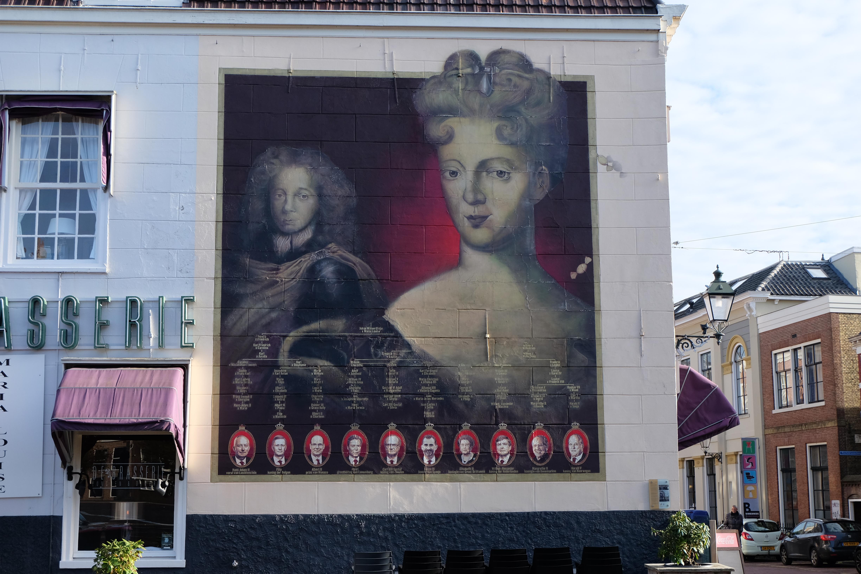 Nieuwe kunst in een eeuwenoude stad