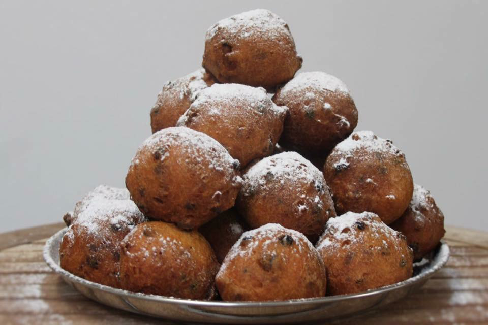 Friese oliebollen