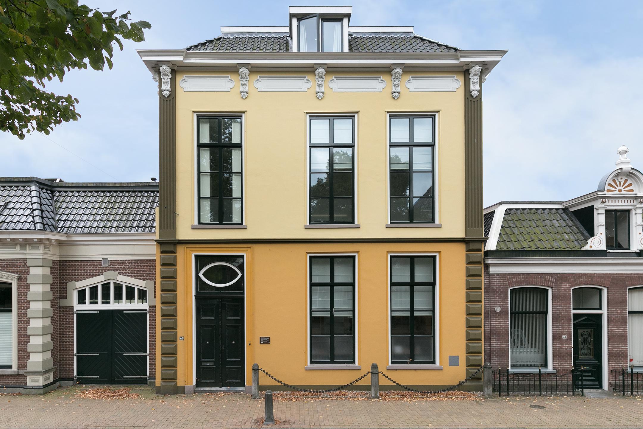 Het opmerkelijke Eysingahuis