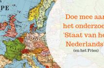 Staat van het Nederlands en Fries