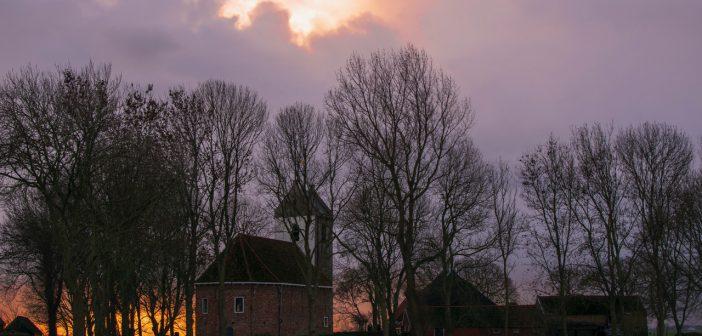 Lezersfoto: kerk van Jouswier