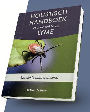 Opzienbarend handboek ziekte van Lyme