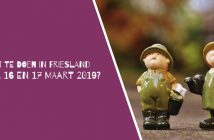 Wat te doen in Friesland op 15, 16 en 17 maart 2019?