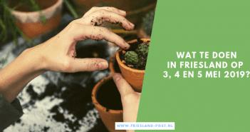 Wat te doen in Friesland op 3 en 4 mei en Bevrijdingsdag 2019?