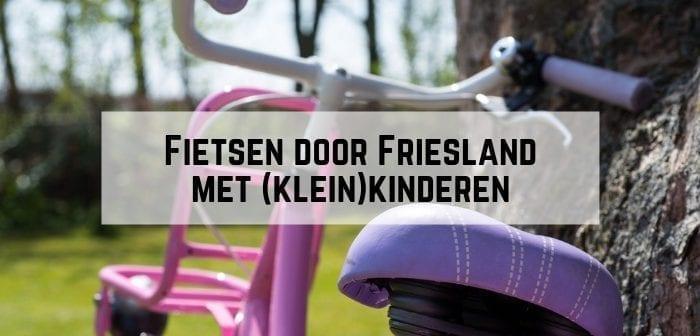 Fietsroutes in Friesland die leuk zijn voor het gehele gezin