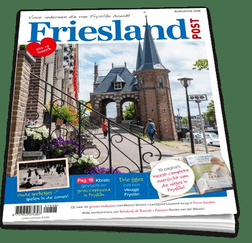 Neem Een Abonnement Friesland Post