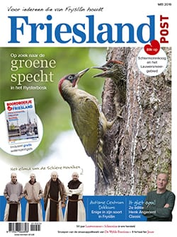 Cover Friesland Post mei 2019