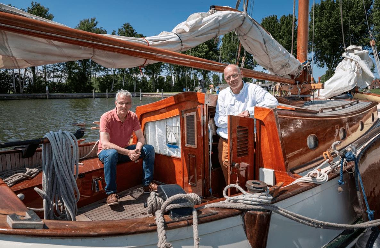 Samen het water op in Fryslân