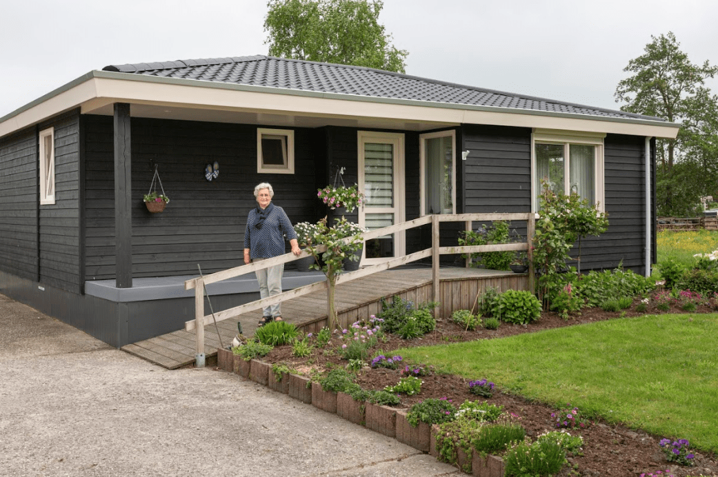 Toekomst voor thuiswonende ouderen