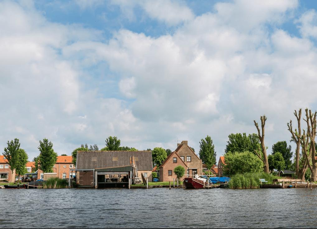 Vis(balletjes van Freerk Visserman - een Fryske fisker