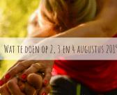 Wat te doen in Friesland op 2, 3 en 4 augustus 2019?