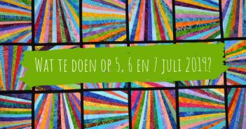 Wat te doen in Friesland op 5, 6 en 7 juli 2019?