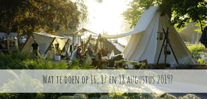 Wat te doen in Friesland op 16, 17 en 18 augustus 2019?