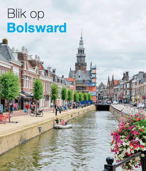 Een blik op Bolsward