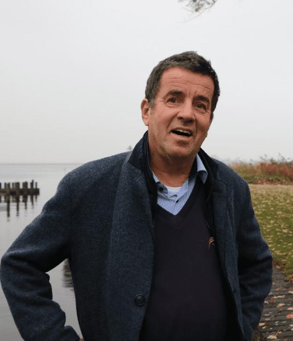 Nederlandse Duitser Egon Boesten
