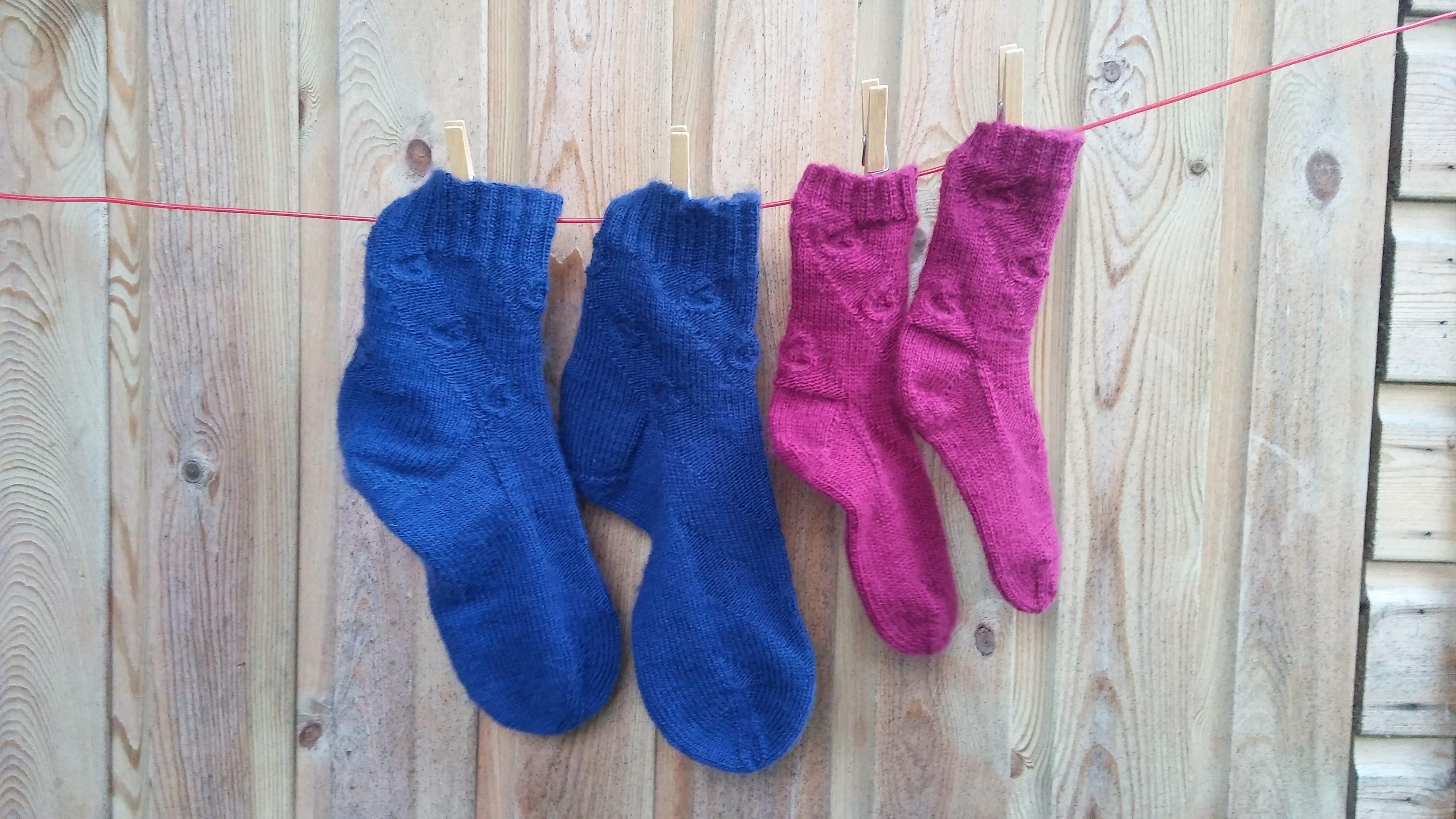 Brei je eigen Friese musthawwe sokken