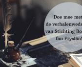 Friese verhalenwedstrijd van Boeken fan Fryslân!