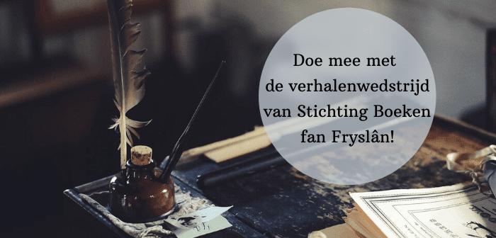 Friese verhalenwedstrijd
