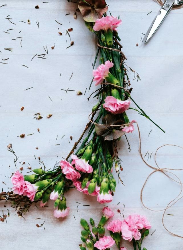 Breng fleur in huis