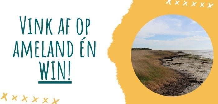 Vink af én win: de Friesland Post-bucketlist!