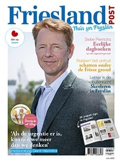Cover Friesland Post juli