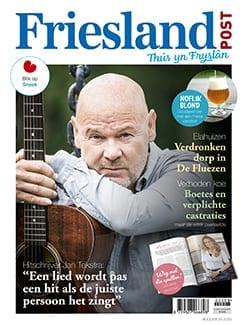 Jan Tekstra Friesland Post