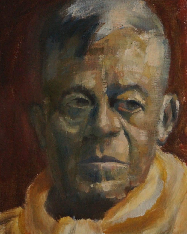 portret Kokoschka Wytske Venema