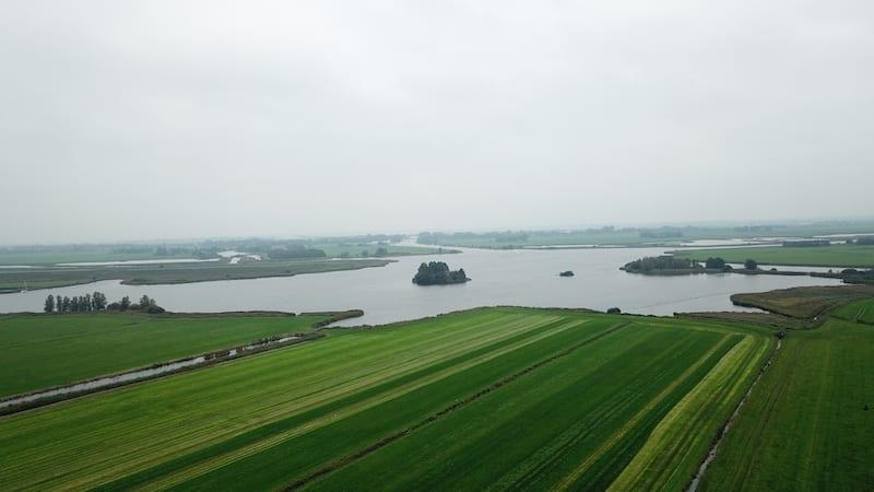 Het Friese Folprandega verdween onder de golven