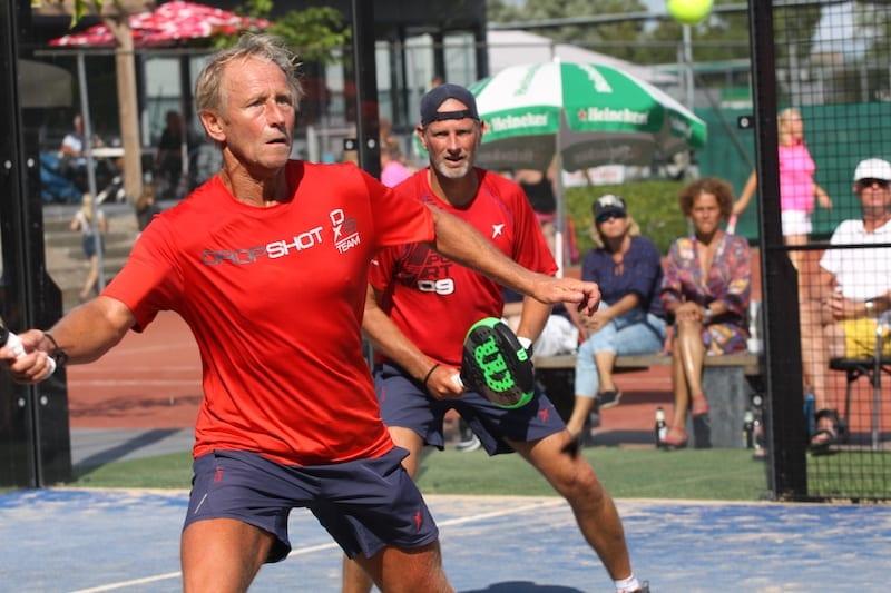 Opkomende racketsport: padel