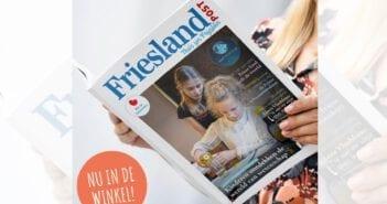 De januari-editie Friesland Post ligt nu in de winkel!