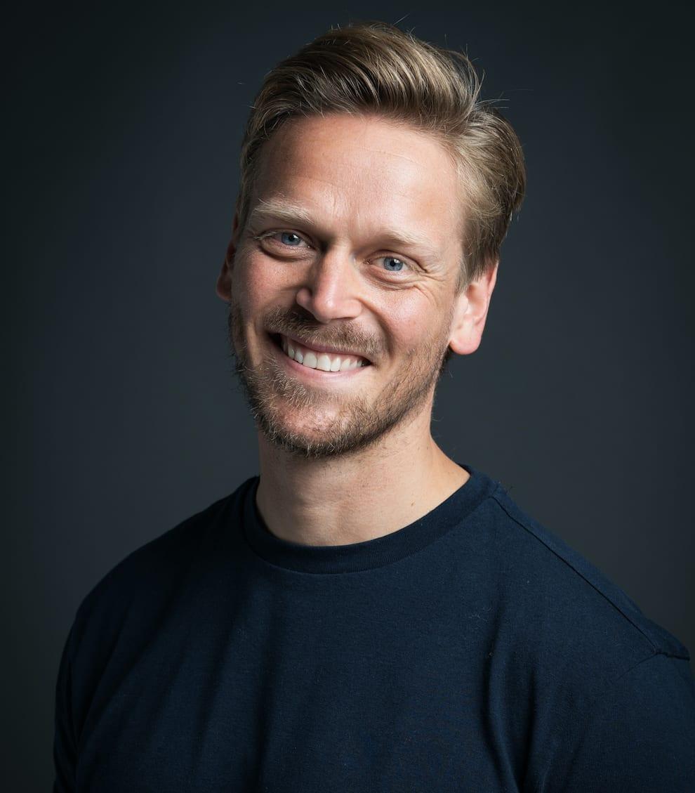 Acteur Michael de Roos, van Sneker theater naar grote filmset