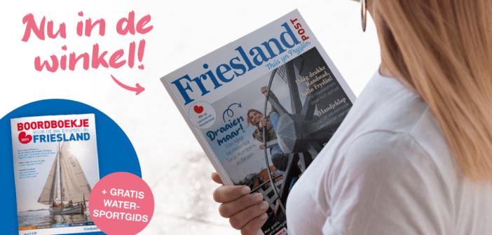 Het meinummer van Friesland Post ligt nu in de winkel!