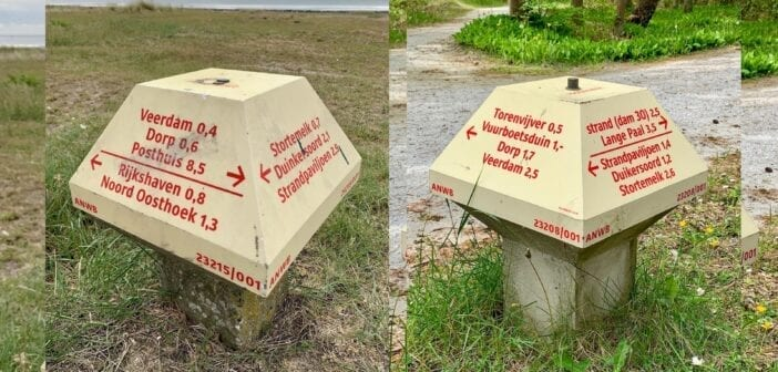 Vlielandse ANWB-paddenstoelen per juni te koop