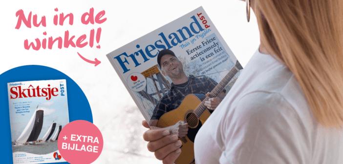 Nu in de winkel: het zomerse julinummer van Friesland Post