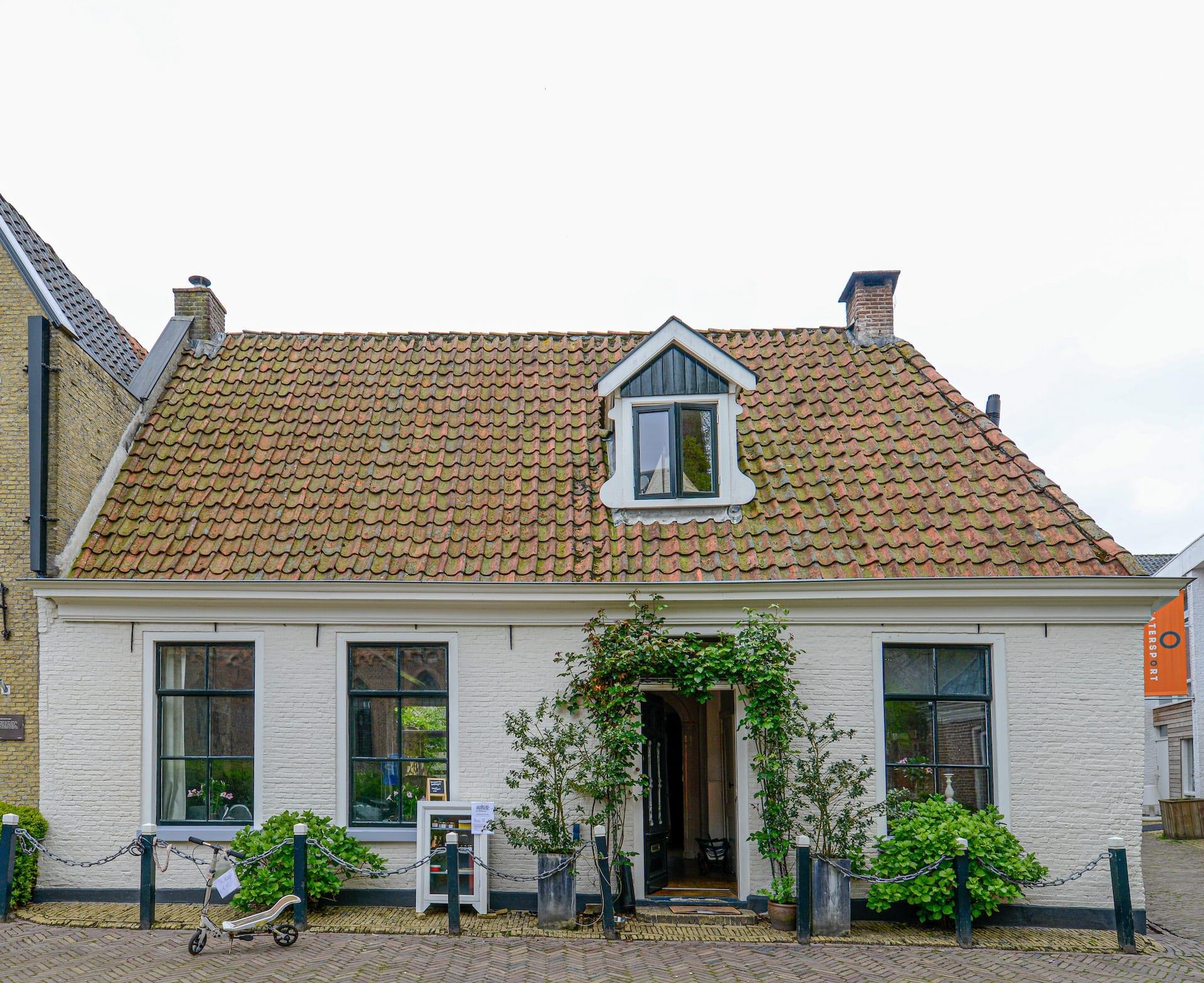 De oudste woning van Grou