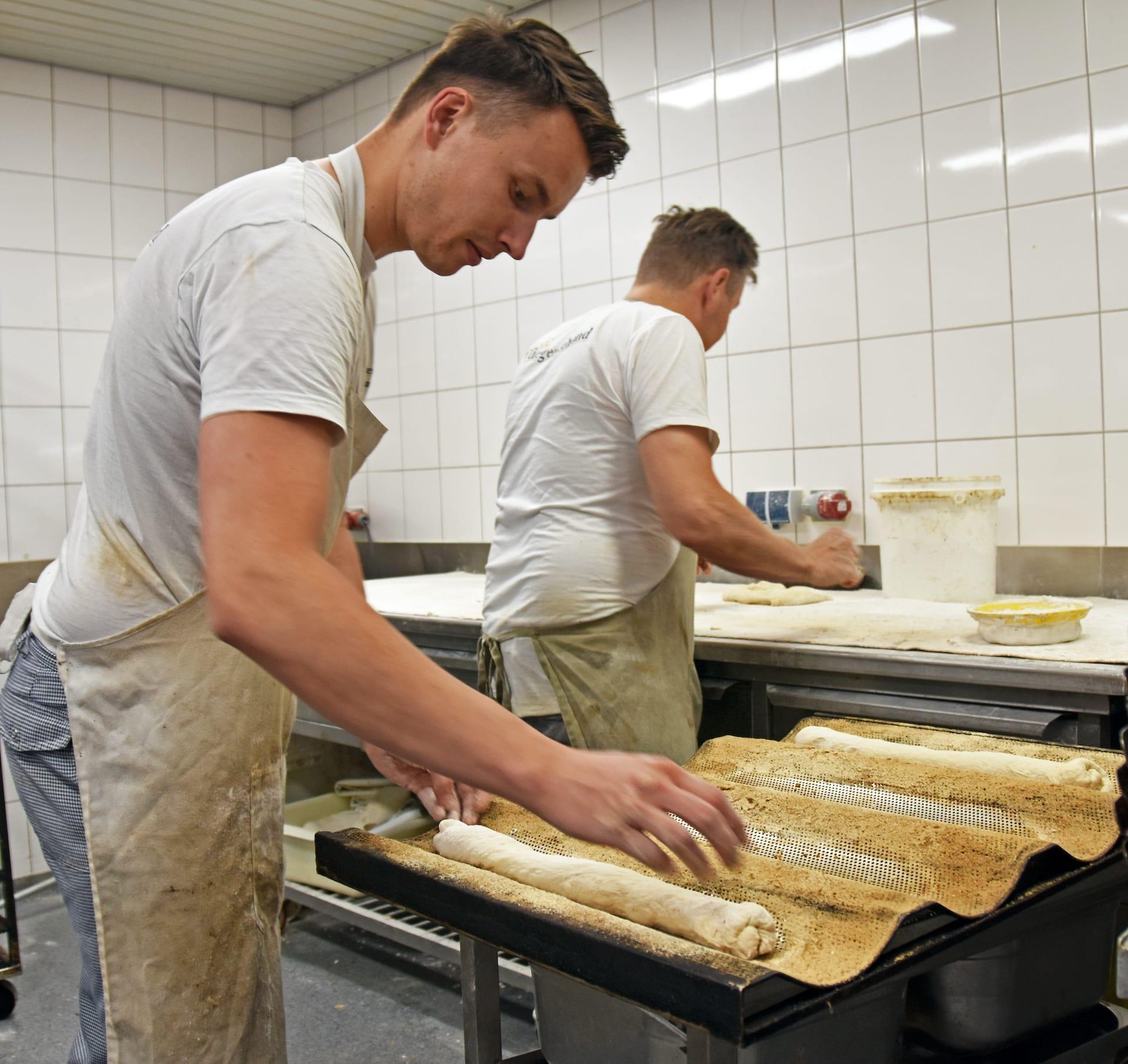Schaarste aan mbachtelijke broodbakkers