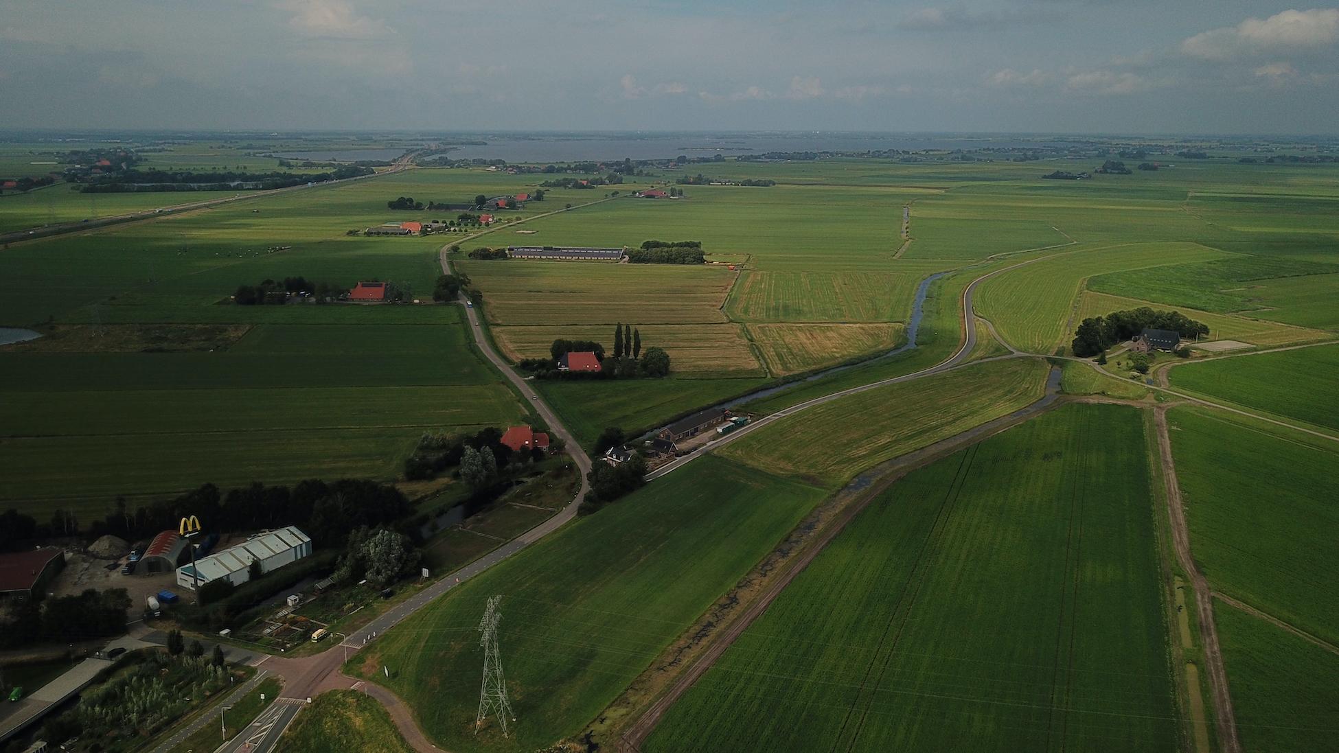 Verdwenen dorp: Bant, tussen Lemmer en Oosterzee