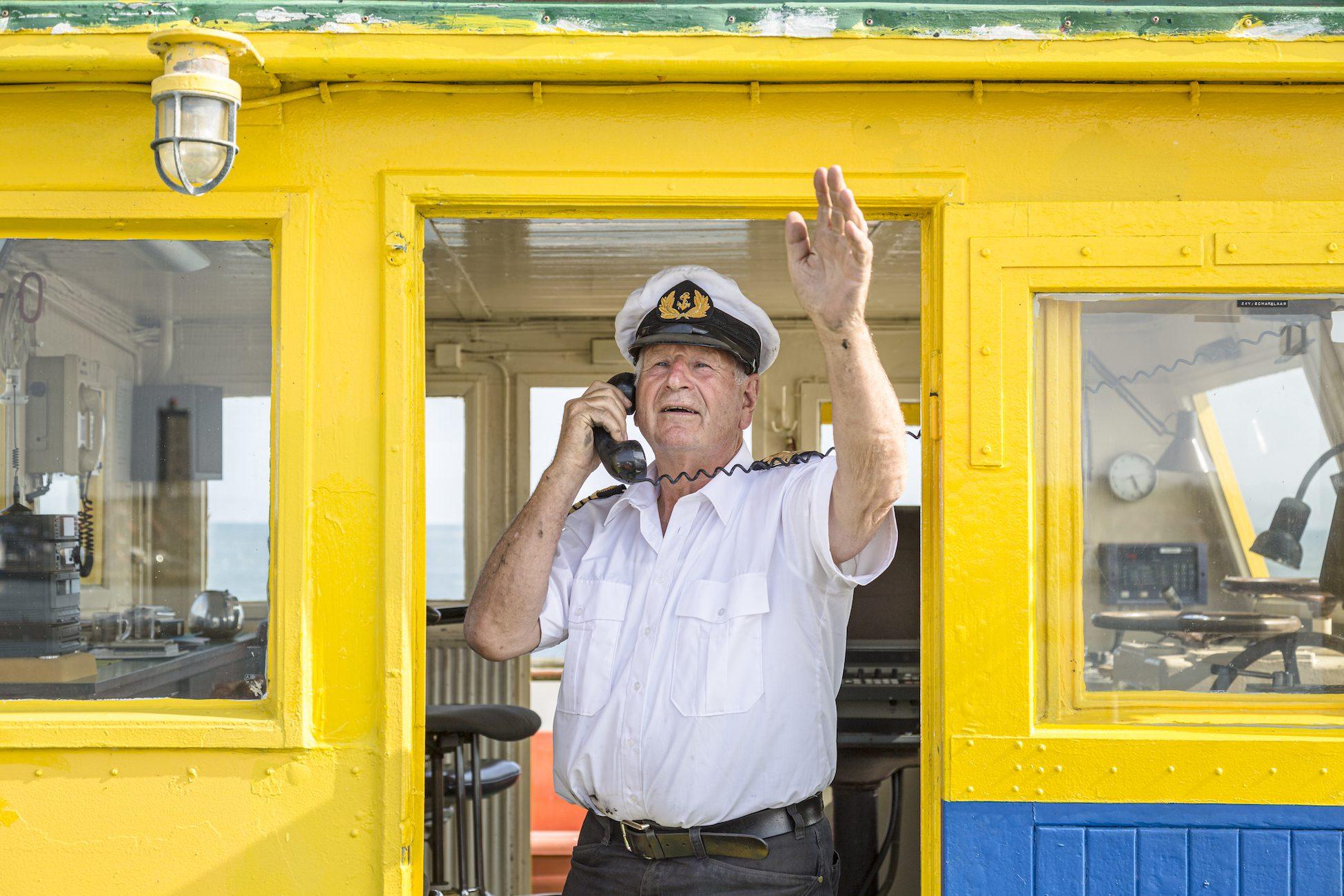 Kapitein Fred Lakeman